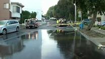 911 recordings released of West Portal flooding incident