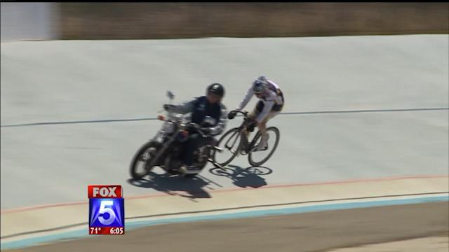 Cyclist Dies In Crash At Velodrome