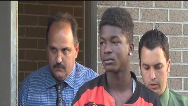 Teenager arrested in elderly man's beating