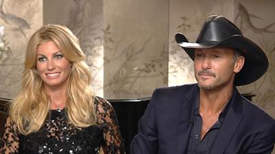 Have Tim McGraw And Faith Hill Received Any Advice About Performing In Las Vegas?