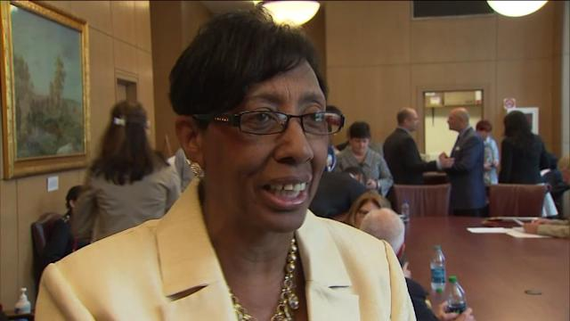 RAW: Alderman clarifies comment on Sen. Kirk`s stroke