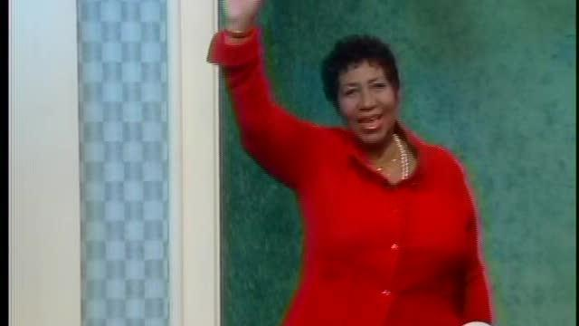 Interview with Aretha Franklin