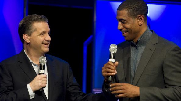 RADIO: Hill is picking Kentucky over UConn in the NCAA Championship
