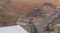 Utah Home Destroyed by Landslide