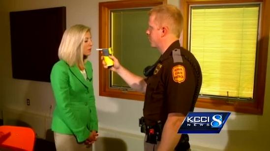 How many drinks? Testing proposed new drunken driving limit
