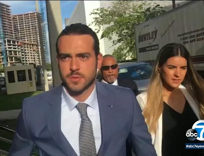 75b3f4291 Pablo Lyle, Mexican soap actor accused in punching death, charged with  manslaughter