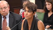 Actress Halle Berry testifies in favor of anti-paparazzi bill