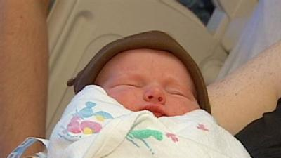 Independence Couple Celebrates Son's Birth On 11-11-11