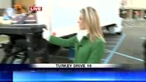 16 WAPT News staff pitches in for Turkey Drive 16