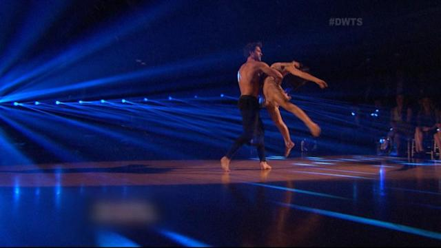James Maslow, Peta Murgatroyd Eliminated From 'Dancing With the Stars'