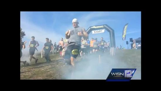Obstacle course tests physical, mental endurance