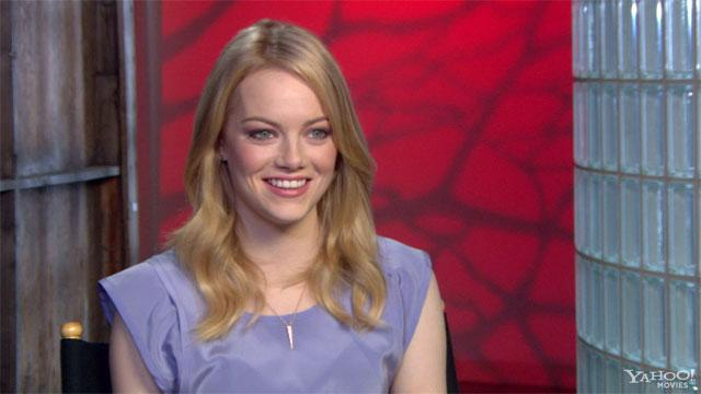 'The Amazing Spider-Man' Exclusive Interview
