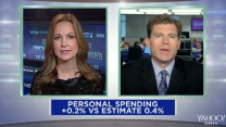 Consumer spending and weekly jobless claims; New York AG hits Barclays with lawsuit; GoPro goes public