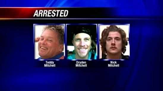Mitchell, sons to appear in court
