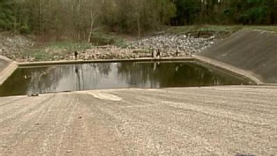 Residents Concerned Over Lake Being Drained