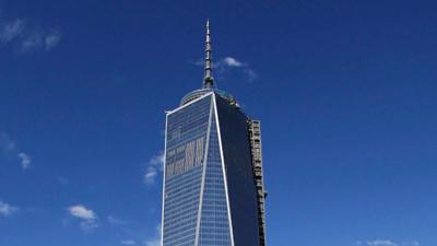 WTC Tower Declared Tallest Building in US