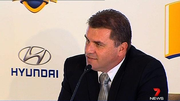 Postecoglou to coach All Stars