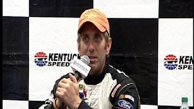 Greg Biffle On Sprint Cup In Sparta