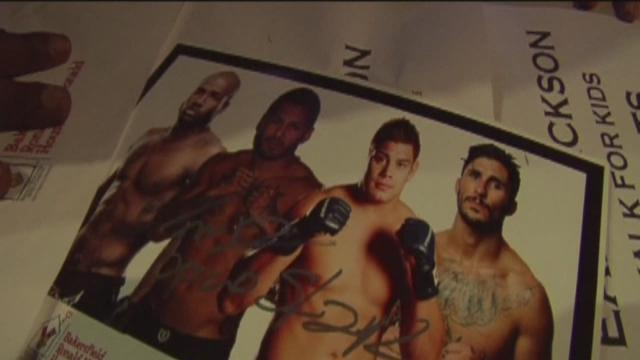 MMA Fighters Help Raise Money for Ronald McDonald House