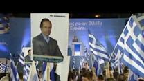 Greek officials back speedy coalition