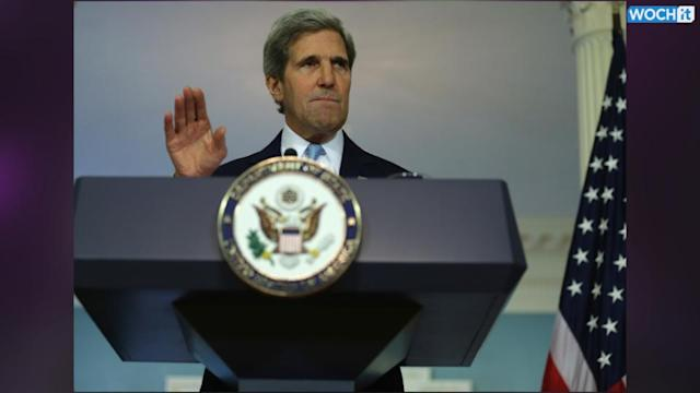 Kerry Says Freed Taliban Inmates Would Target U.S. At 'enormous risk'