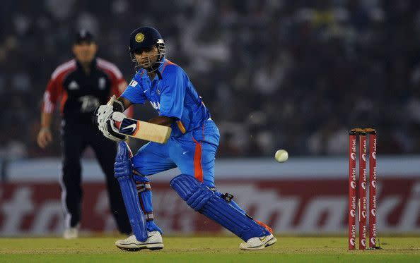 Parthiv opened the innings in ODIs in the latter part of his career