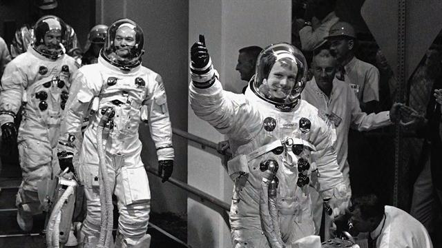 How Neil Armstrong saved the moon mission