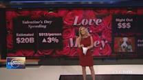 The high cost of love this Valentine's Day