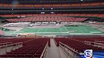 Take a tour of the Astrodome