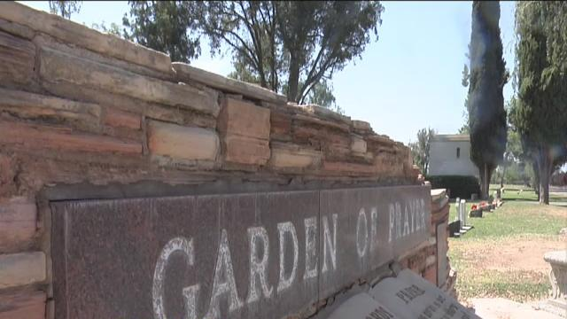 Baby from Oildale to be buried