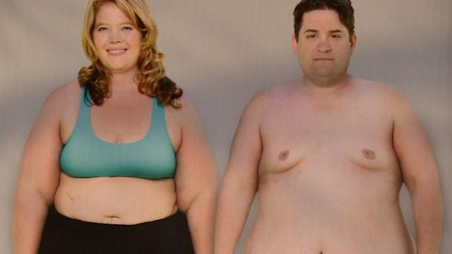 High School Sweethearts Shed Combined 300-Plus Pounds