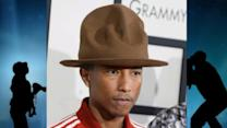 Pharrell's Hat to Go On Display