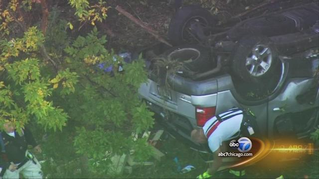 4 dead in I-290 crash near Route 83 in Addison; Magdaleno Launizar, 51, charged with multiple counts