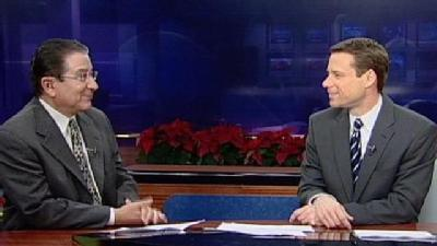 News 8 Political Analyst Dr. Terry Madonna Looks Ahead At Politics In 2011