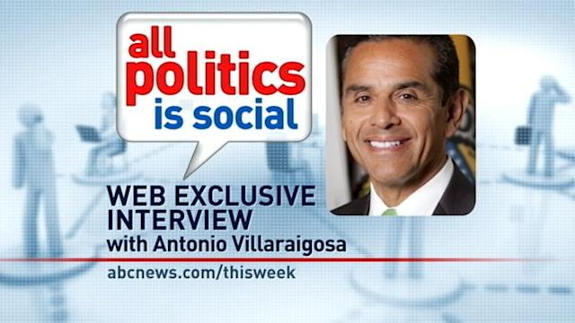 'This Week' Web Extra: Antonio Villaraigosa