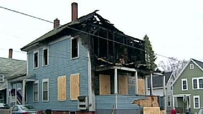 Man Rescues Toddler From Concord Fire