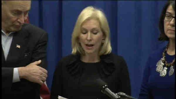 Schumer, Gillibrand calling for dramatic gun control legislation