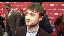 Sundance 2013: How Does Daniel Radcliffe Choose His Roles?