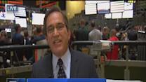 Santelli: Rates dip on weakness