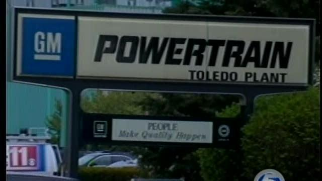 General Motors Toledo announcement