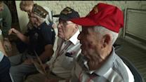 WWII Vet Remembers Soldier Who Saved Him