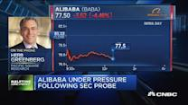 Greenberg: Alibaba's accounting doesn't make sense
