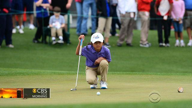 Young winners make history at home of Masters Tournament