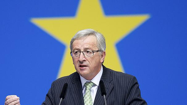 Jean-Claude Juncker nominated as EU Commission President