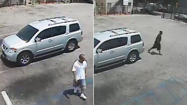 $50K reward offered in Mid-City parking lot shooting murder