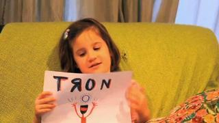 Tron: Legacy (Tron Girl Funny Or Die)