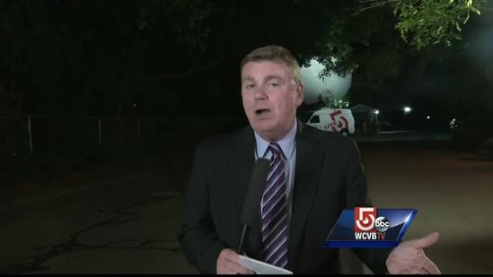 WCVB anchors get drenched to help fight deadly disease