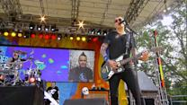 'GMA' Summer Concert Series: Blink-182 Performs 'What's My Age Again?'
