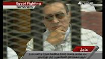 Hosni Mubarak appears in court days after release
