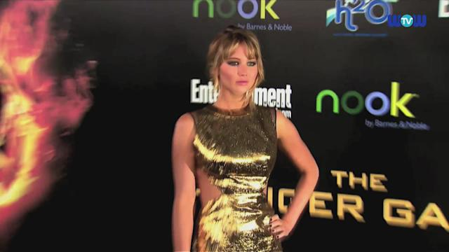 WOWtv - Jennifer Lawrence Demonstrates Laid Back Oscar Attitude